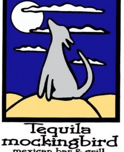 Tequila Mockingbird Bar & Grill OCMD Coyote T-Shirt