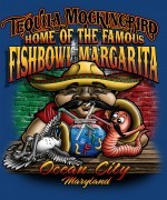 Tequila Mockingbird Fishbowl Shirt