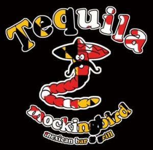 Maryland Tequila Worm T-Shirt