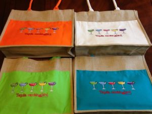 beach bags for oc tequilas